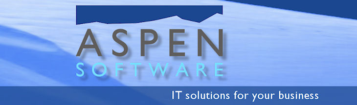Aspen Software - IT Solutions for your business