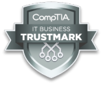 CompTIA IT Business Trustmark - Aspen Software